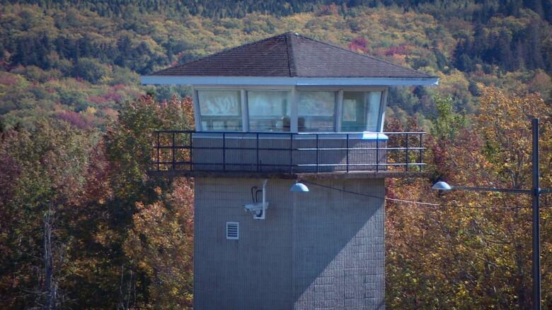 Inside the big house: Tour the Nova Scotia prison that just