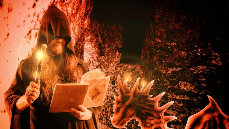this toronto man plays dungeons dragons for a living cbc radio