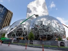Some of the larger cities that have put in bids for Amazon's second headquarters.