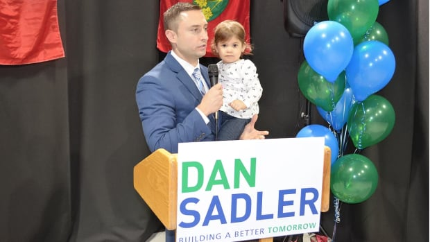 """Party faithful Dan Sadler called the Flamborough-Glanbrook nomination process, which he'd been eying for months, was """"a bit baffling."""""""