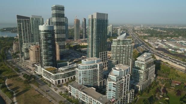 Toronto Etobicoke Condos