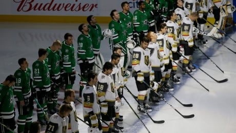 Golden Knights Display Sombre Start, Pull Together For 1st Win