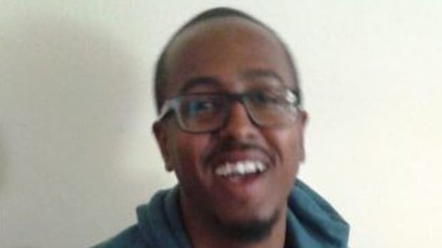 Police say Abdulkadir Bihi was shot to death in the city's west end on Thursday.