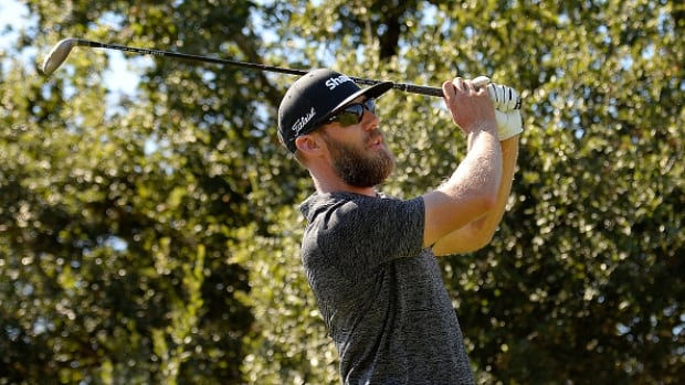 Canadian Graham DeLaet sits three shots of back of the lead after Round 3 of the Safeway Open.
