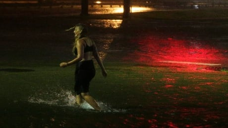 Hurricane Nate makes 2nd landfall in U.S., downgraded to tropical storm
