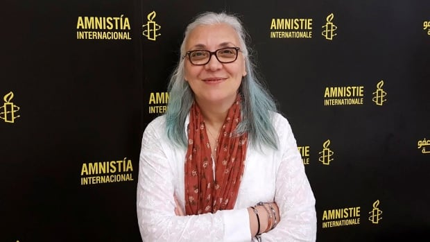 Idil Eser, Amnesty International's director for Turkey, has been charged along with 10 other human rights activists for allegedly belonging to and aiding terror groups. Eser was arrested with several others in July while attending a digital security workshop.