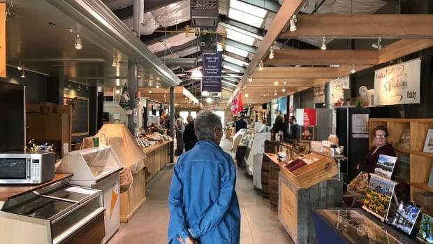 Roof repairs put hitch in Saskatoon Farmers' Market operations change