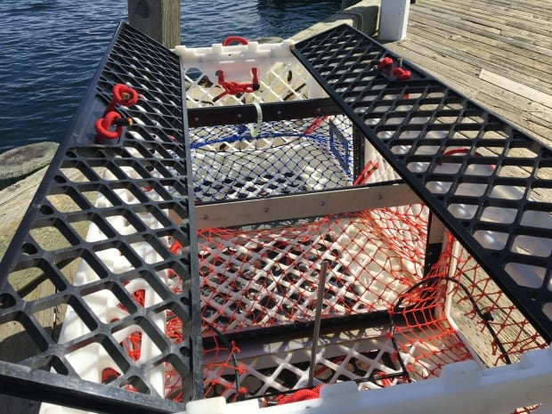 Lobster traps 4