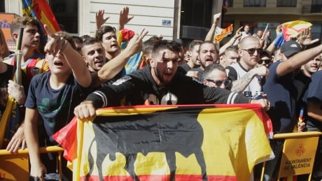 Spain's PM says country won't be divided by Catalan independence vote