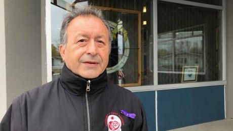 Bill Erasmus, Chief of Dene Nation
