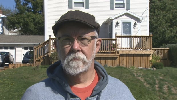 Joe Sampson lives in Sydney's south end, one of the the areas hardest hit by Cape Breton's Thanksgiving Day flood last year.