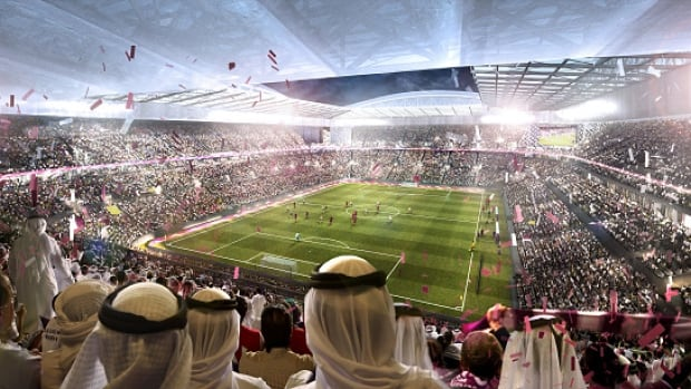 "A top Emirati security official has said the only way for ""Qatar's crisis"" to end is if Doha gave up hosting the 2022 FIFA World Cup."