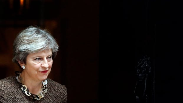 British Prime Minister Theresa May has made little progress in Brexit negociations.