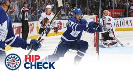 Hip Check: Auston Matthews gives Toronto a Thanksgiving treat