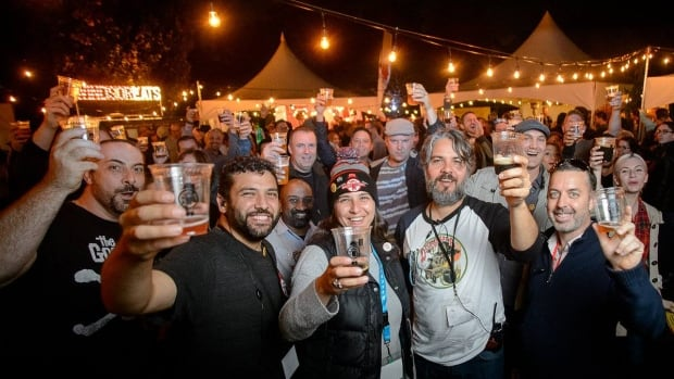 The Windsor Craft Beer Festival will offer more than 100 different types of beer when it kicks off Friday.