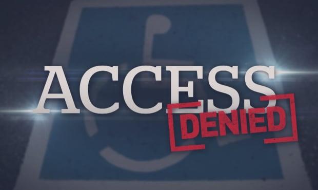 Access Denied logo