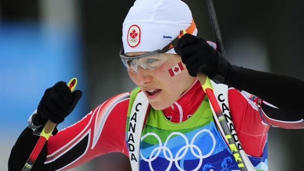 After three Olympic appearances as a biathlete, Zina Kocher has her sights set on honouring her late coach by reaching a fourth — this time as a cross-country skier.