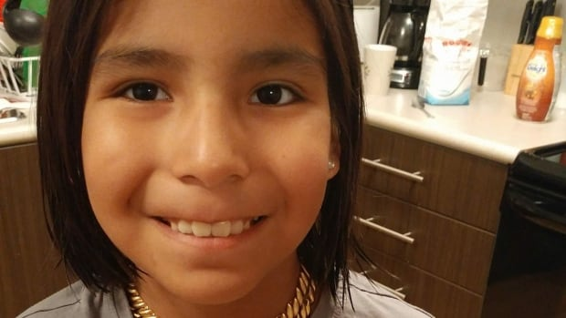 First Nations Boy 8 Cuts Long Hair After Bullying In Cold Lake Alta School Mother Cbc News