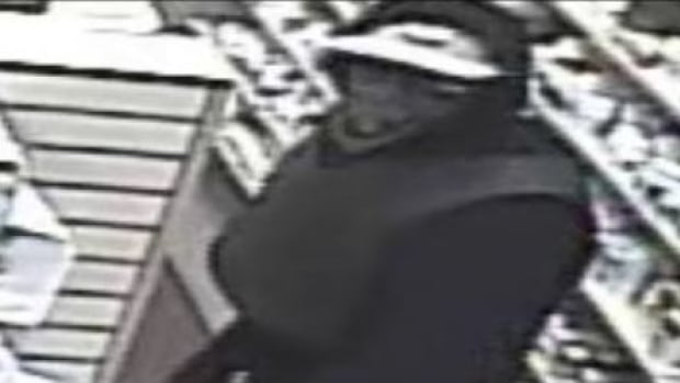 Windsor police have released a photo of a suspect involved in an armed pharmacy robbery. The suspect is considered armed and dangerous and should not be approached.
