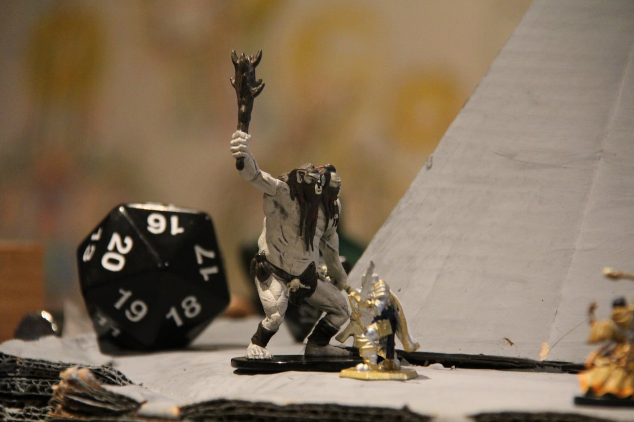 This Toronto man plays Dungeons & Dragons for a living | CBC Radio