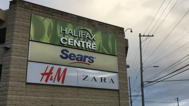 The Sears department store in the Halifax Shopping Centre employs 134 people. All are at risk of losing their jobs.