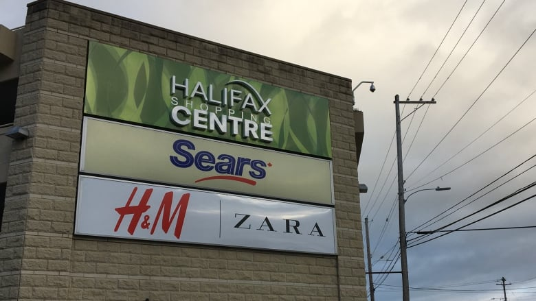 ad4a967966 The Sears department store in the Halifax Shopping Centre employs 134  people. All are at risk of losing their jobs. (Emma Davie CBC)