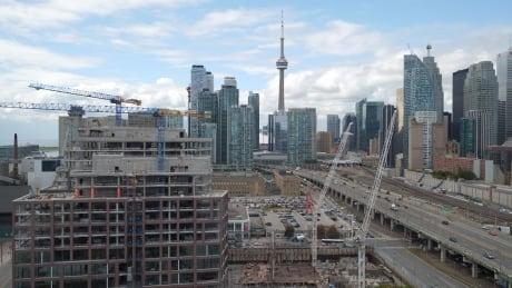 Toronto Downtown Condo Development
