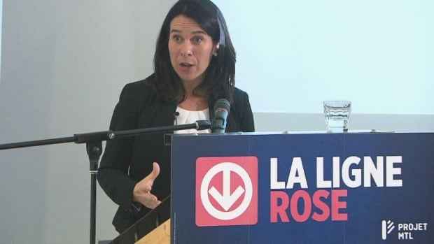 Valérie Plante's Projet Montréal is committing to build a new 29-station Metro line from Montreal North to Lachine, to serve some of Montreal's most economically disadvantaged neighbourhoods.