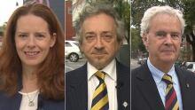 Westmount candidates