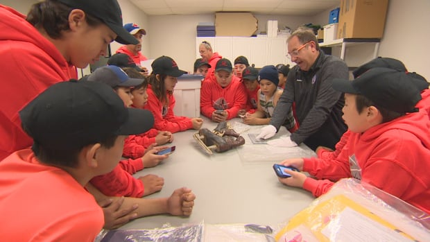 The Mimico Canadiens Hockey Association is hosting two hockey teams from Rankin Inlet, Nunavut.