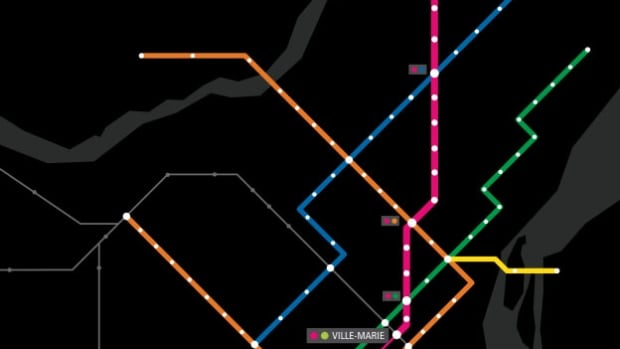 Projet Montréal's proposed Pink line would be built between 2021 and 2027.