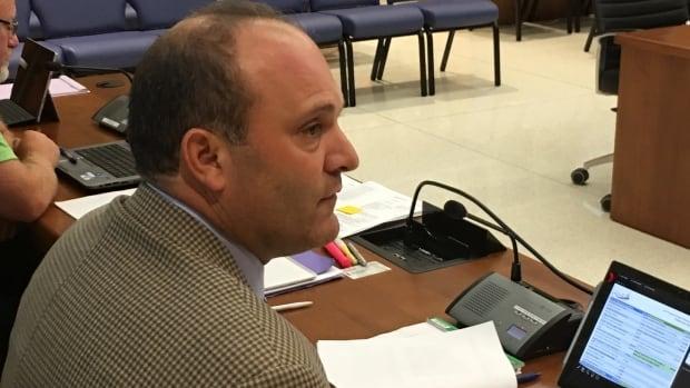 LaSalle treasurer Joe Milicia delivers preliminary budget report calling for a 2.94% tax increase.
