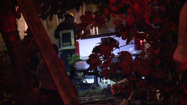 PICKUP INTO HOUSE SOUTH VANCOUVER