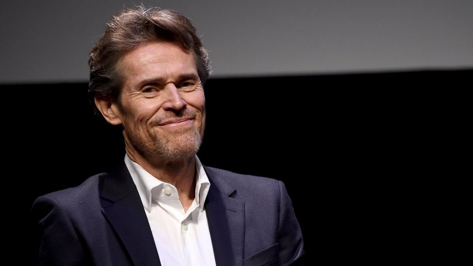 Actor Willem Dafoe plays a motel manager in Sean Baker's new film, The Florida Project.