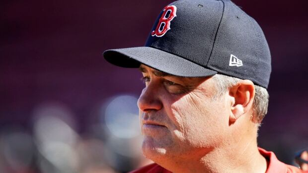 The Boston Red Sox fired manager John Farrell on Wednesday.