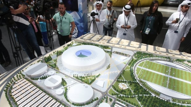 Qatar has come out strongly against criticisms of it hosting the 2022 FIFA World Cup.