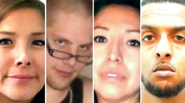 Glynnis Fox, Tiffany Ear, Cody Pfeiffer, Hanock Afowerk