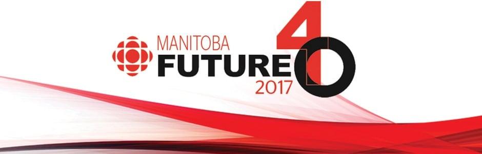 CBC Manitoba Future 40 2017