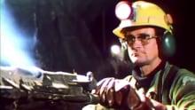 Mine worker in Ontario