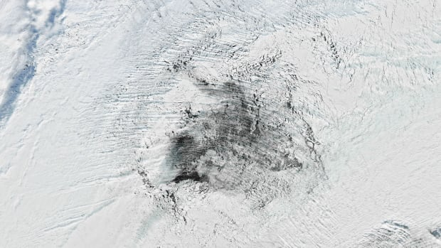 Weddell Sea polynya 2016