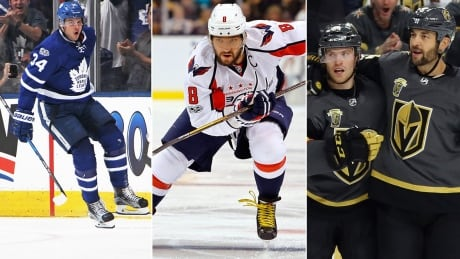 Vegas, Leafs, Ovechkin Generating Quite The Buzz
