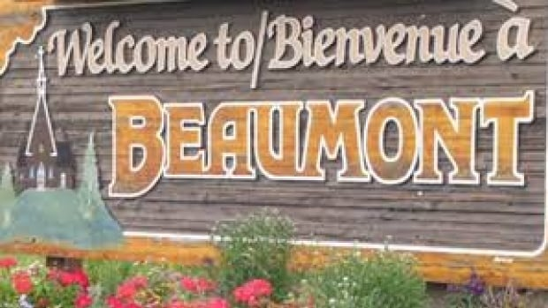 An issue for Beaumont voters is the dispute over land that both Beaumont and Edmonton are trying to annex.