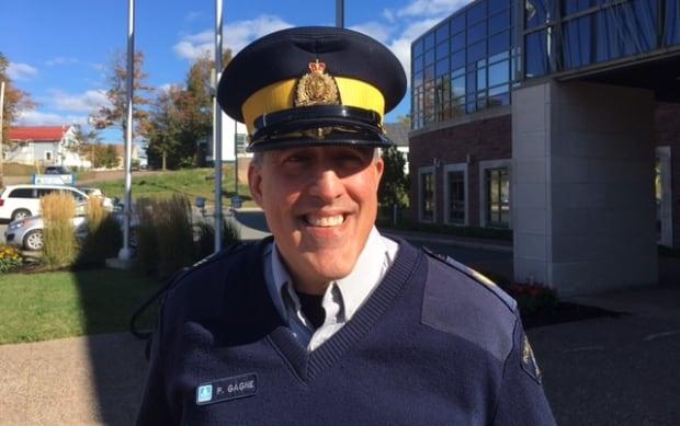 Sgt Paul Gagné