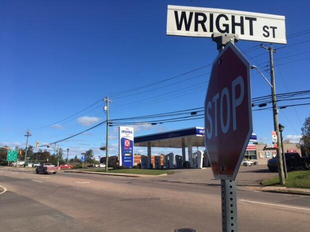 Wright Street, Sackville