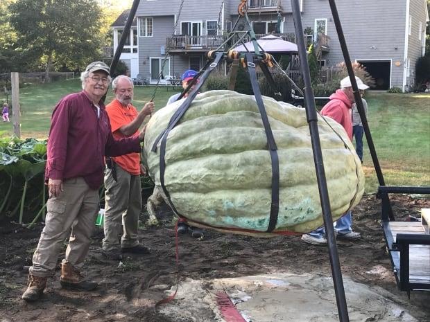 Transporting the squash