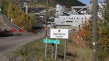 Grande Cache Coal Mine