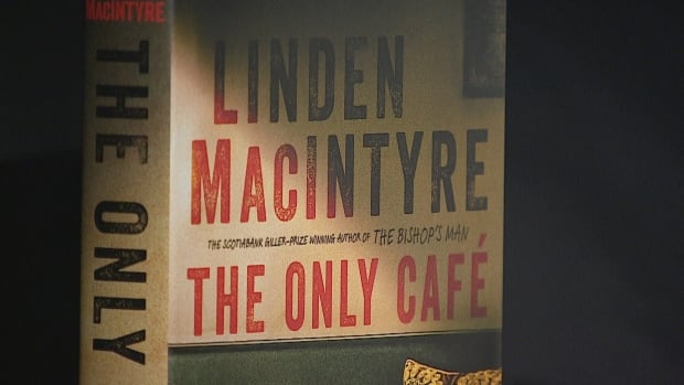 Canadian author and journalist Linden MacIntyre says his new book, The Only Cafe, explores a son's 'obsessive curiosity' with his father's mysterious death and links to the civil war in Lebanon.