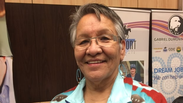 Knowledge keeper Judy Pelly said Saskatoon is moving forward on reconciliation faster than most other Canadian cities.