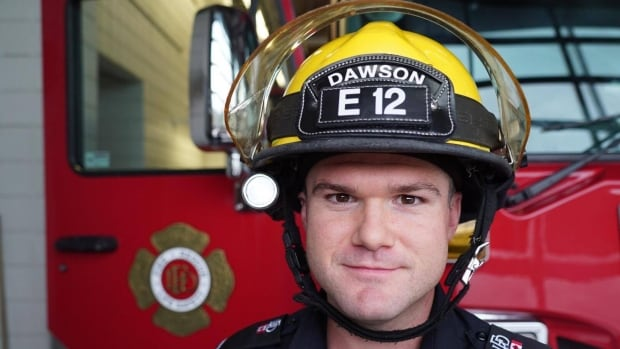 Firefighter Dawson may be among more than 600 people – including first responders and simulated casualties – to tend to a mock disaster on Thursday.