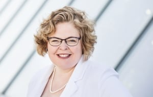 Kirsten Goa, Ward 8 candidate worked for Premier Rachel Notley until May